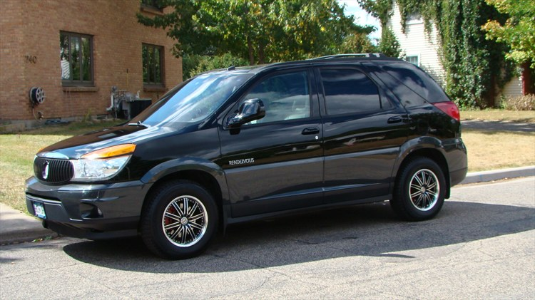 Dsharkz 2003 Buick Rendezvous Specs Photos Modification