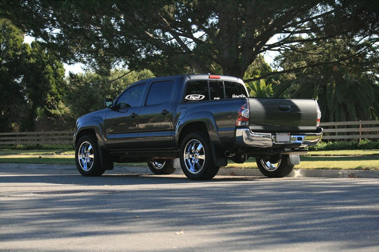 Another tigetaco 2009 Toyota Tacoma Double Cab post... - 15453979