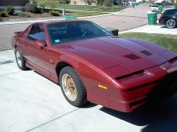 WatersRacingTech 1989 Pontiac Trans Am