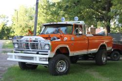 1974 Ford F150 Regular Cab