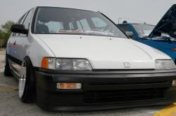 Forceinducted 1991 Honda Civic