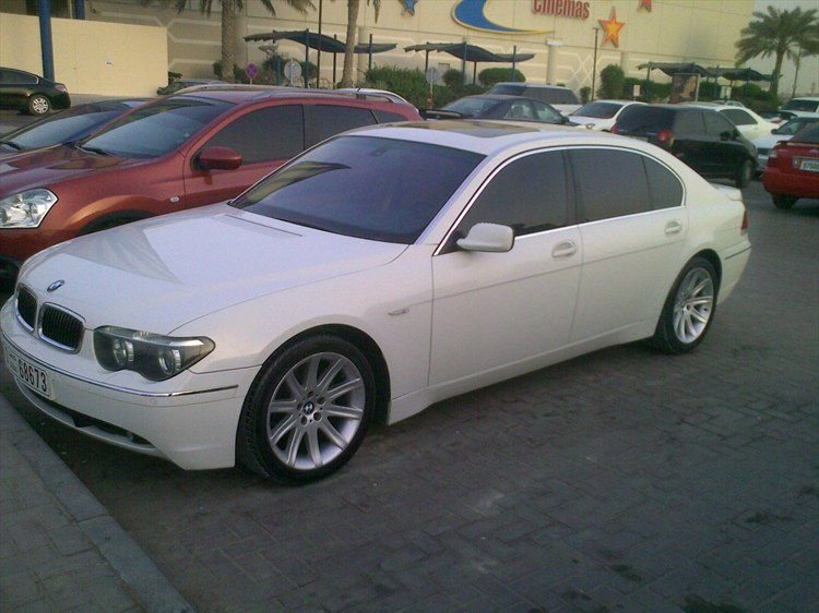 Saihman 2002 BMW 7 Series