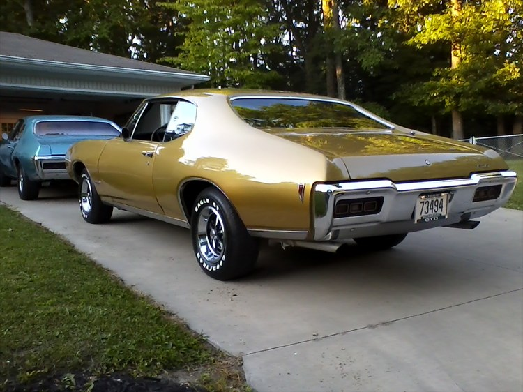 1968 GTO For Sale | PHS Certified | Brand New Engine | Watch The ...