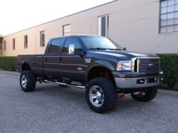 2006 Ford F350 Super Duty Crew Cab & Chassis
