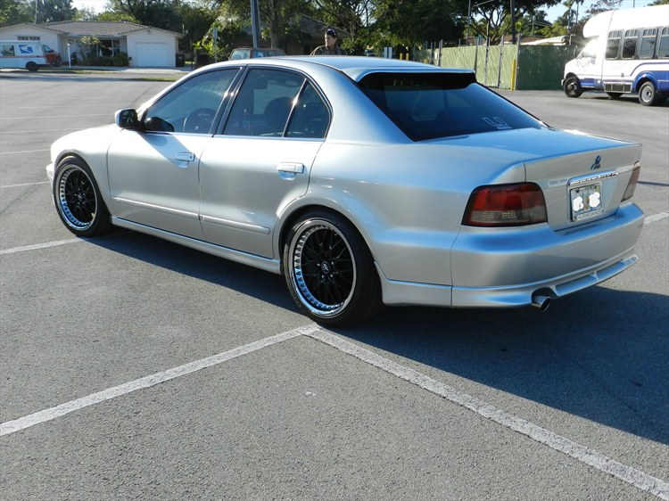 Another DC_eightG_00 2000 Mitsubishi Galant post... - 15884905