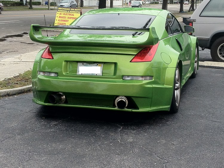 Another Grngoblin 2006 Nissan 350Z post... - 15364965