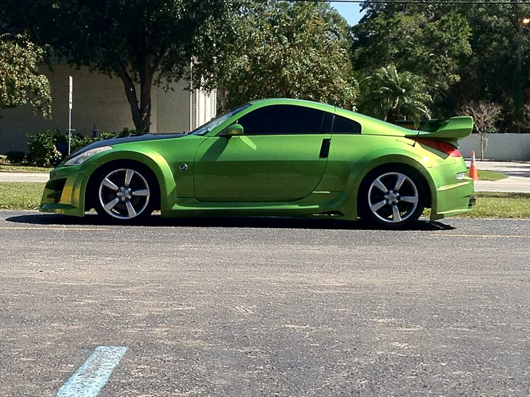 Another Grngoblin 2006 Nissan 350Z post... - 15364975