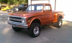 1972 Chevrolet C/K Pick-Up