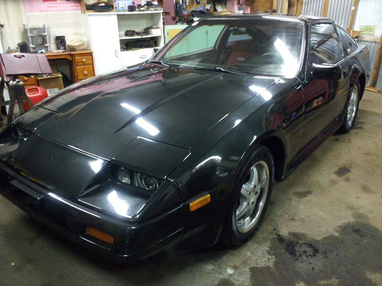psychedelicz 1986 nissan 300zx specs photos modification. Black Bedroom Furniture Sets. Home Design Ideas