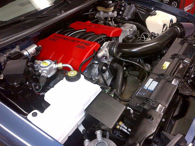 LS Swaps -What Really Works!- - Chevy Impala SS Forum
