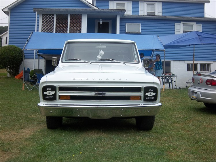 Justinmb86 1968 Chevrolet C/K Pick-Up
