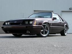Ratrod62 1986 Ford Mustang