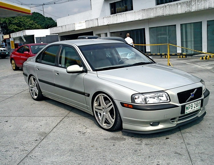 amg-560 2001 Volvo S80 Specs, Photos, Modification Info at