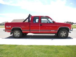 StickChevy 1992 Chevrolet 1500 Extended Cab