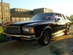 mean_and_clean 1979 Chevrolet Monte Carlo