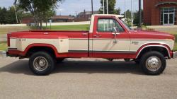 1980 Ford F250 Regular Cab