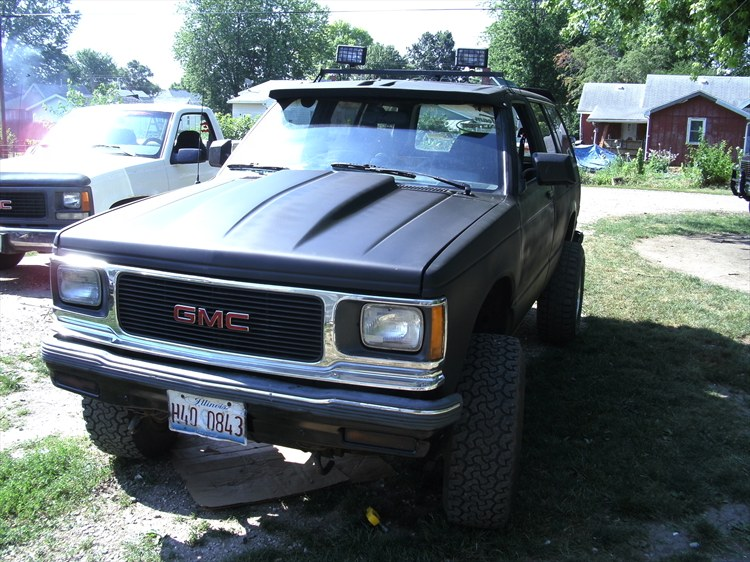 Another 91s15jimmy 1991 GMC S15 Jimmy post... - 15845984