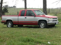 civicsidude 1995 Chevrolet 1500 Extended Cab