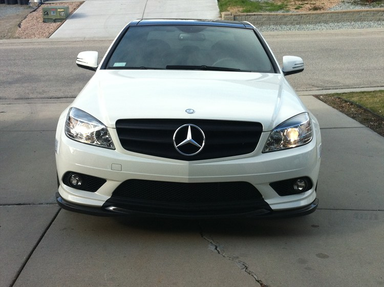 Khunkhuna 2009 mercedes benz c classc300 sport sedan 4d for Mercedes benz 2009 c300