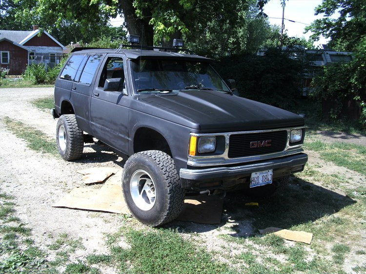 Another 91s15jimmy 1991 GMC S15 Jimmy post... - 15845985
