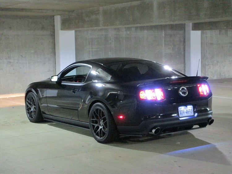 Upgraded Brighter Led Bulbs For Tinted Taillights The