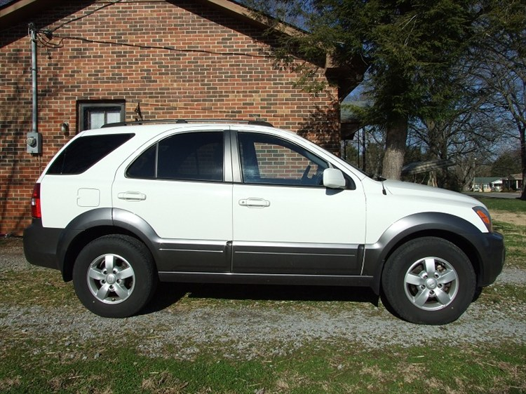 ob1ofwis 2008 kia sorento specs photos modification info. Black Bedroom Furniture Sets. Home Design Ideas