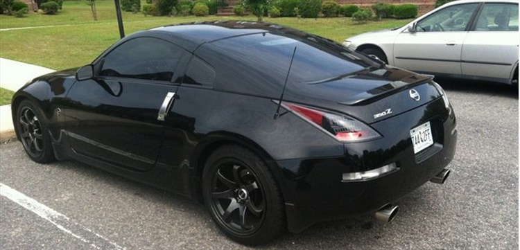 stephaniemo1 2003 nissan 350z specs photos modification. Black Bedroom Furniture Sets. Home Design Ideas
