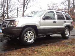 Justin-Barber 2004 Jeep Grand Cherokee