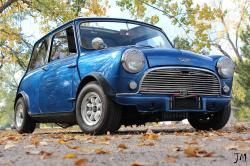 JohnyMustang 1967 MINI Cooper