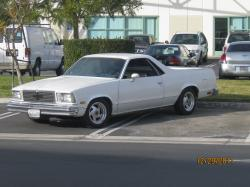 dreams85213's 1984 Chevrolet El Camino