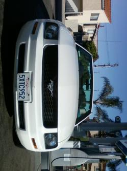 Zhe287 2007 Ford Mustang