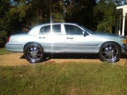 YOUNGD1 1998 Lincoln Town Car