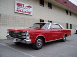 FamCars 1966 Ford Galaxie
