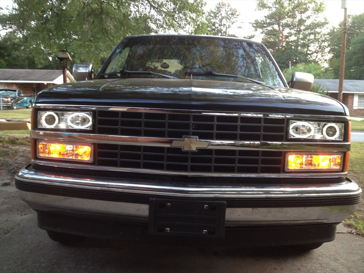 wayne706 1993 Chevrolet 1500 Extended Cab