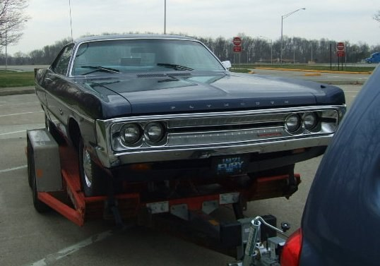 dodge25 1971 Plymouth Fury II
