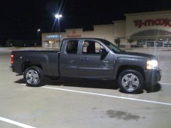 Hardy057 2010 Chevrolet 1500 Extended Cab