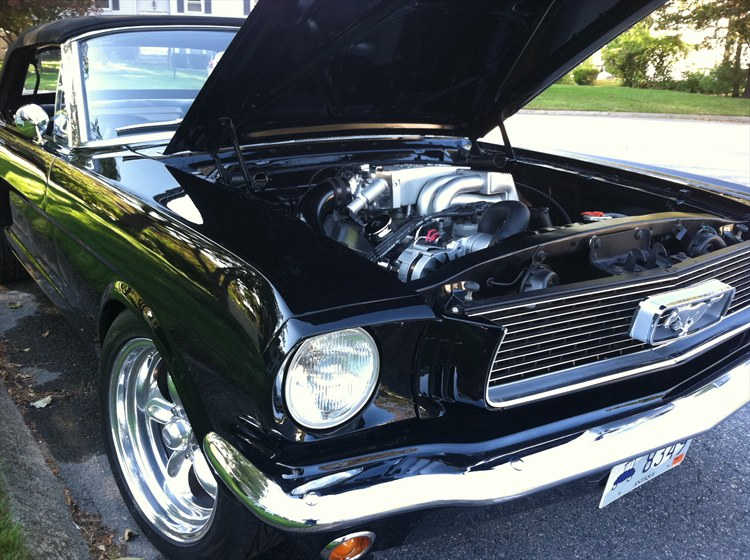 Another dbfire 1966 Ford Mustang post... - 15456949