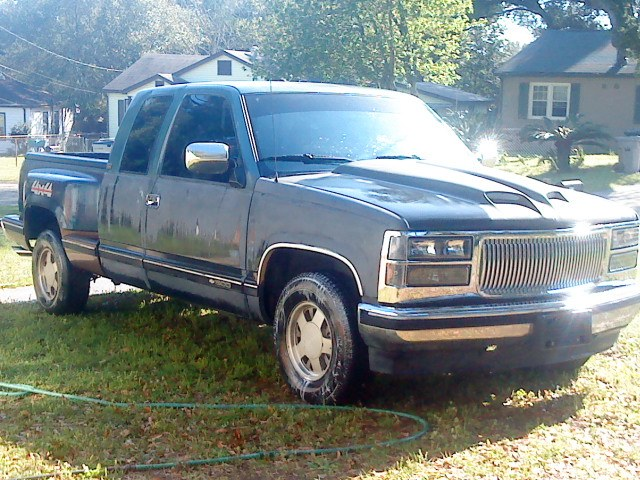 youngdread 1992 Chevrolet 1500 Extended Cab