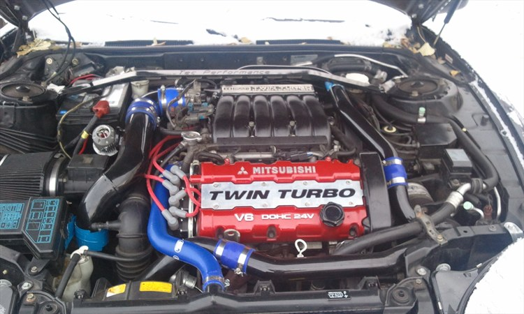 Another blkdrgn2483 1997 Mitsubishi 3000GT post... - 15387920
