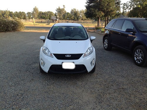 Another Strategos 2011 Ford Fiesta post... - 15887930