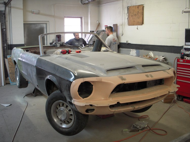 Another Innovators 1968 Ford Mustang post... - 15577960
