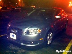 nickMANDERFIELD 2008 Audi A4