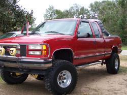 hook1130 1997 Chevrolet 1500 Extended Cab