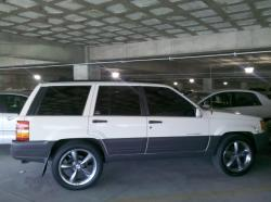 ElbertRT 1996 Jeep Grand Cherokee