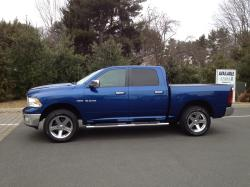 Ryan-Given 2010 Dodge Ram 1500 Crew Cab