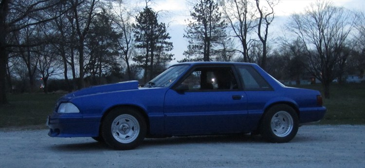 all1knew 1992 Ford Mustang 15687977