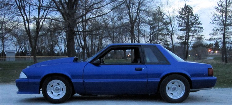 all1knew 1992 Ford Mustang 15687959