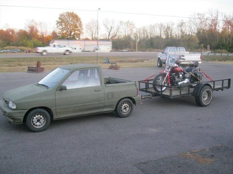 Another fordman364 1991 Ford Festiva post... - 15378940