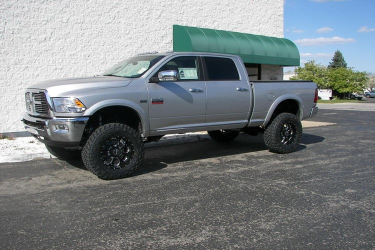 rookies23 2012 dodge ram 2500 crew cab specs photos modification info at cardomain. Black Bedroom Furniture Sets. Home Design Ideas