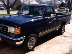 1990 Ford F150 Regular Cab